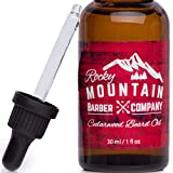 Beard Oil & Leave-in Conditioner - 100% Natural - Cold-Pressed 9 Oil Blend with Cedarwood Scent, Nutrient Rich Eucalyptus, Jojoba, Tea Tree, Coconut Oil