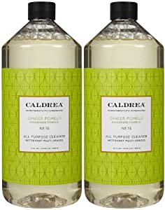 Caldrea All-Purpose Cleanser-Ginger Pomelo-32oz