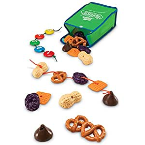Learning Resources Learning Resources Snacks Smart Trail Mix & Match