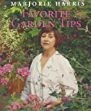 Favorite Garden Tips (0006380158) by Harris, Marjorie