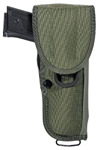 Bianchi M12 Comercial Holster Hip Pistol (Green) by Bianchi