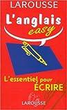 echange, troc Penny Hands, Martine Pierquin - L'anglais easy : l'essentiel pour écrire