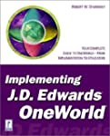 Implementing JD Edwards OneWorld (BAAN)