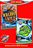 echange, troc Killers of the Wild/Myths and Monsters DVD Game