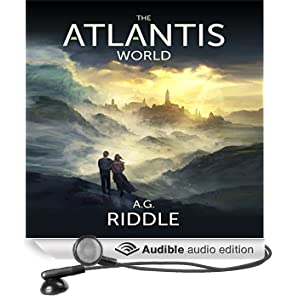 The Atlantis World: The Origin Mystery, Book 3 (Unabridged)