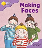 Oxford Reading Tree: Stage 1+: More Patterned Stories: Making Faces: pack A