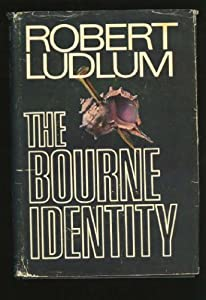 "Cover of ""The Bourne Identity"""