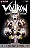 VOLTRON Defender of the Universe: A Legend Forged #5 of 5