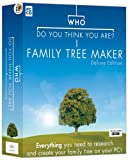 Who Do You Think You Are Family Tree Maker Deluxe