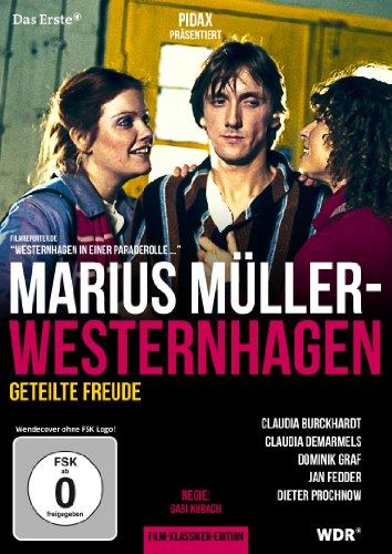 Marius Müller Westernhagen - Geteilte Freude (Pidax Film-Klassiker)