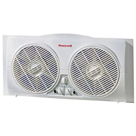 Honeywell HW-628 Twin Window Fan