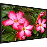 Screen Innovations HDTV 100-Inch Matte White 1.1 Theater Sensation Fixed Screen