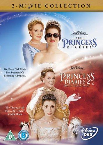 The Princess Diaries 1 and 2 (Box Set) [DVD]