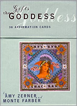 Gifts of the Goddess: 36 Affirmation Cards: Monte Farber