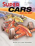 img - for Super Cars Dot-to-Dot book / textbook / text book