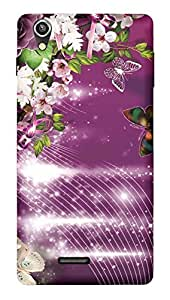 WOW Printed Designer Mobile Case Back Cover For XOLO A1010
