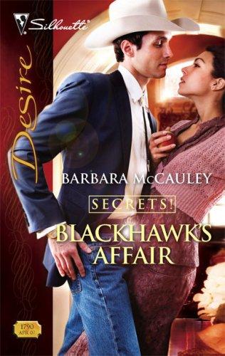 Image of Blackhawk's Affair (Silhouette Desire)