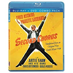 Second Chorus Blu-Ray + DVD Combo Pack