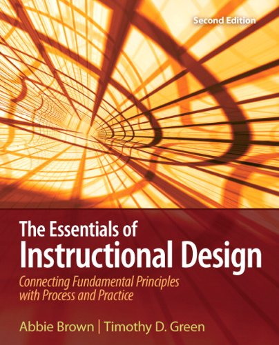 The Essentials of Instructional Design: Connecting...