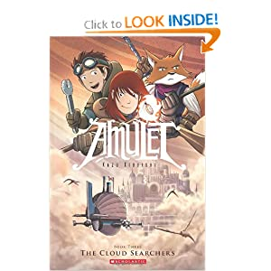 The Cloud Searchers (Amulet)