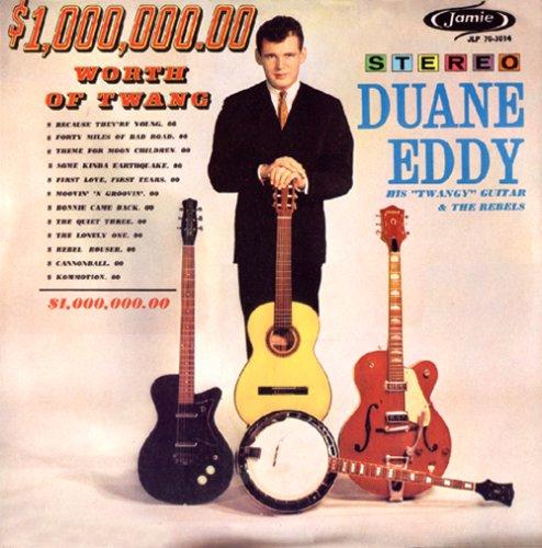 Duane Eddy - 1 - Zortam Music