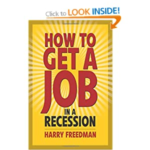 Image: Cover of How to Get a Job in a Recession