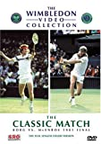 Wimbledon 1981 Final: Borg Vs Mcenroe [DVD] [Import]