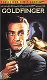 echange, troc James Bond, Goldfinger [VHS]