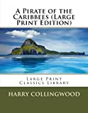img - for A Pirate of the Caribbees (Large Print Edition) book / textbook / text book