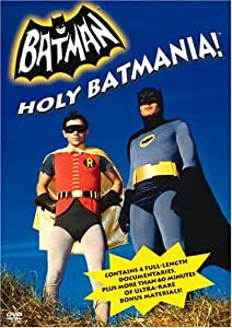 Batman:Holy Batmania!