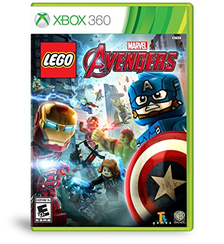 LEGO Marvel's Avengers - Xbox 360 (Captain America Game Xbox 360 compare prices)