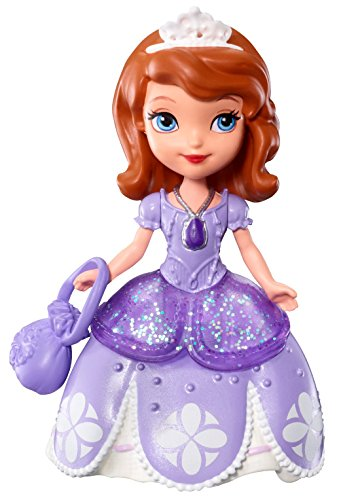 """Disney Princess Sofia Action Figure, 3"""" - 1"""