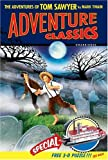The Adventures of Tom Sawyer Adventure Classic (Adventure Classics) (0060758600) by Twain, Mark