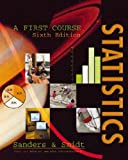img - for Statistics: A First Course book / textbook / text book