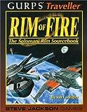Gurps Traveller: Rim of Fire: The Solomani Rim Sourcebook