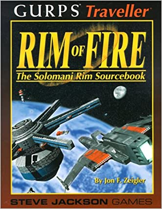 Rim of Fire: The Solomani Rim Sourcebook, GURPS Traveller