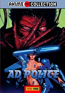 AD Police, 1 DVD