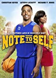 Note to Self [Import]