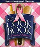 New Cook Book, Canadian Edition Pink Plaid: For Breast Cancer Awareness (0696230283) by Better Homes and Gardens
