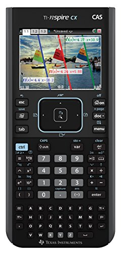 Texas Instruments Nspire CX CAS Graphing Calculator (Ti Nspire Cas Graphing Calculator compare prices)