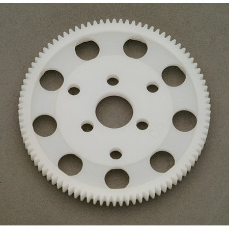 Robinson Racing Products 1590 A x 10 Super Spur Gear, 48P 90T