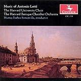 Music of Antonia Lotti