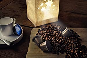Find Coffee Guru Illuminato - Nespresso ® Coffee Pods, 100% Nespresso ® compatible coffee capsules, Any Mood, Every Taste - Traditional Roasting - The Original High quality Italian Coffee Experience - Made from Italy - Coffee Guru