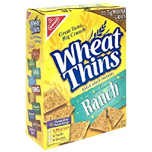 wheat thins ranch 9 0 oz from wheat thins be the first to