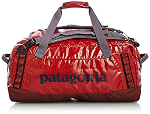 PATAGONIA Black Hole 60L Duffel, Red