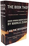 Markus Zusak The Book Thief/I Am the Messenger Paperback Box Set