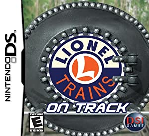 Lionel Trains: On Track - Nintendo DS