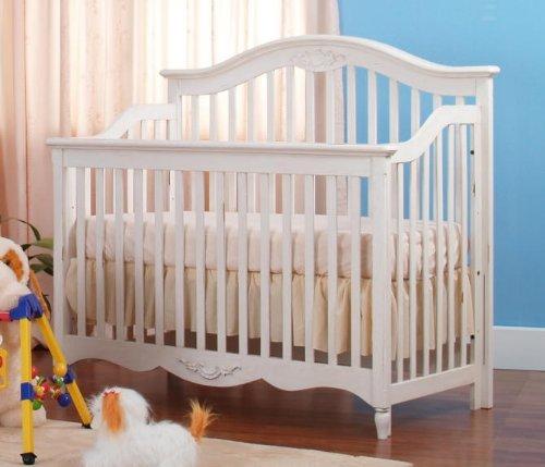 Crib In Antique White