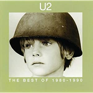 U2 -  The Best of 1980-1990 (