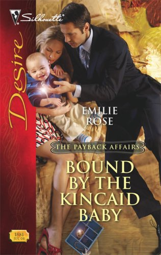 Image of Bound By The Kincaid Baby (Silhouette Desire)